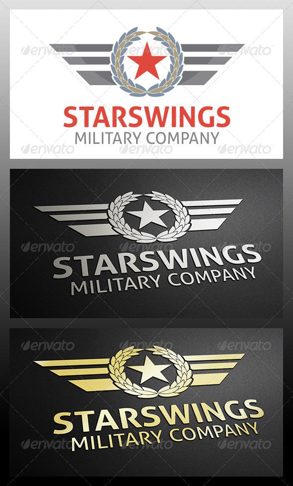 GraphicRiver Military Royal Logo 6277740