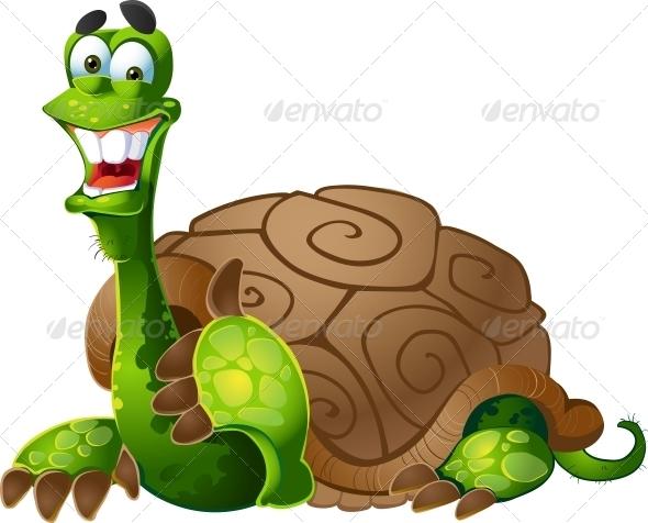 GraphicRiver Turtle 6278411
