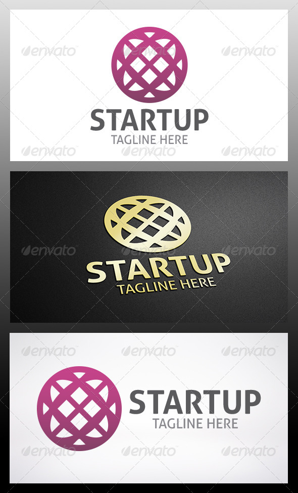GraphicRiver Startup Logo 6278543
