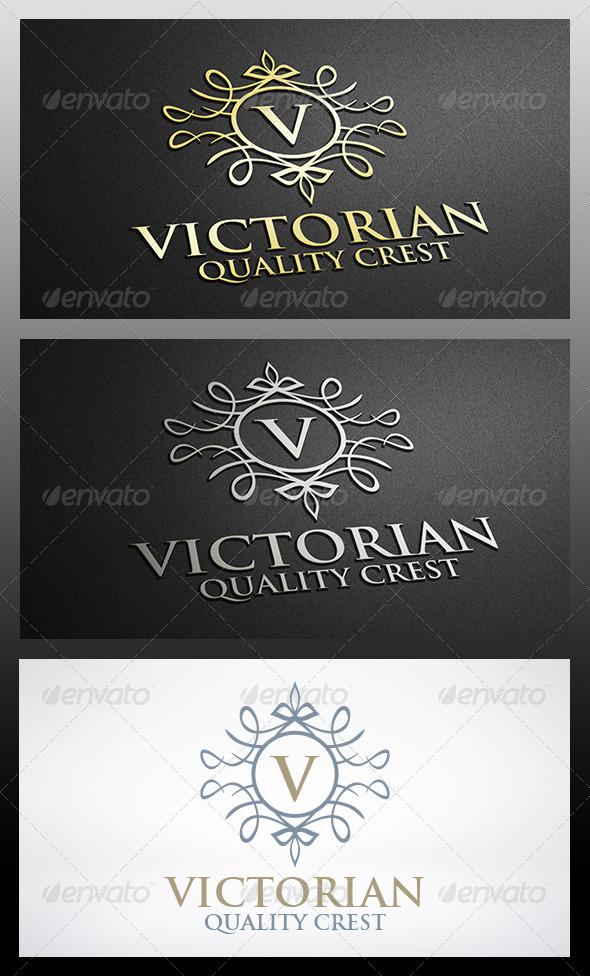 GraphicRiver Victorian Logo 6278723