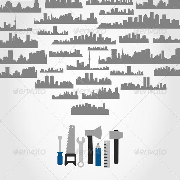 GraphicRiver Building 6278772