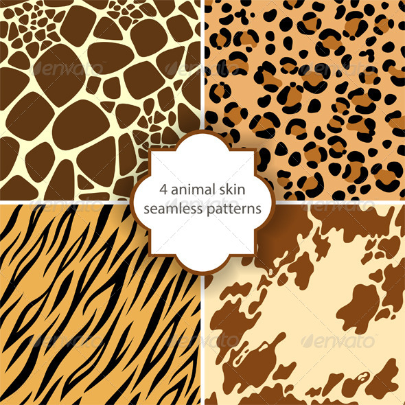 GraphicRiver Animal Skin Seamless 6278861