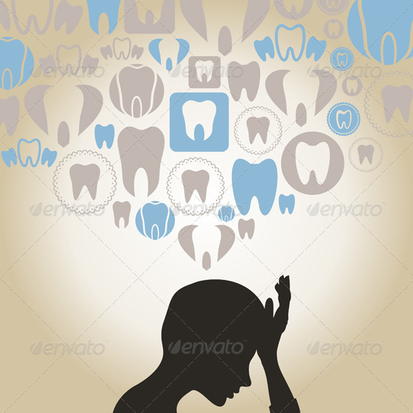 GraphicRiver Toothache 6279753