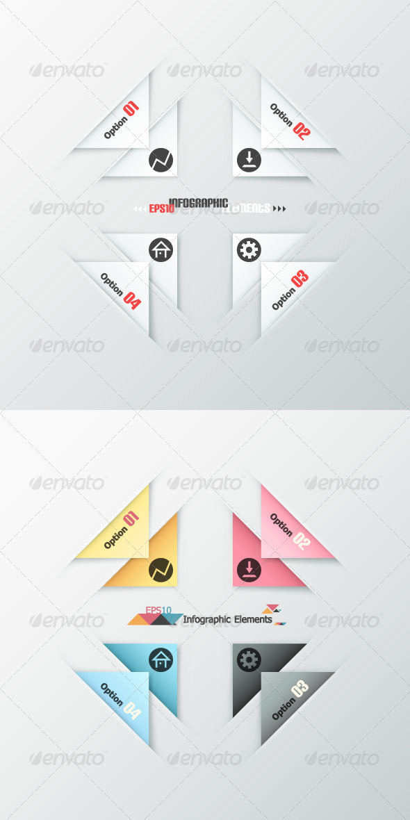 GraphicRiver Modern Infographic Options Banner 6280575