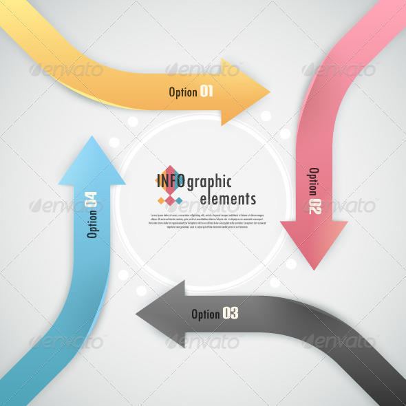 GraphicRiver Modern Infographics Options Banner 6280987