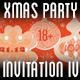 xMas Party Invitation IV - GraphicRiver Item for Sale