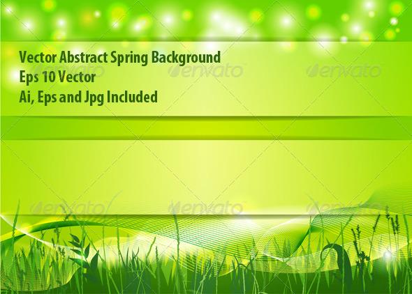 GraphicRiver Spring 6280788