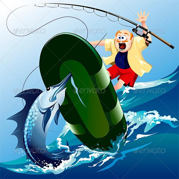 GraphicRiver Swordfish Attack 6281658