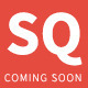 Squarissimo – responsive coming soon template