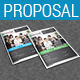Project Proposal Template Vol-01 - GraphicRiver Item for Sale