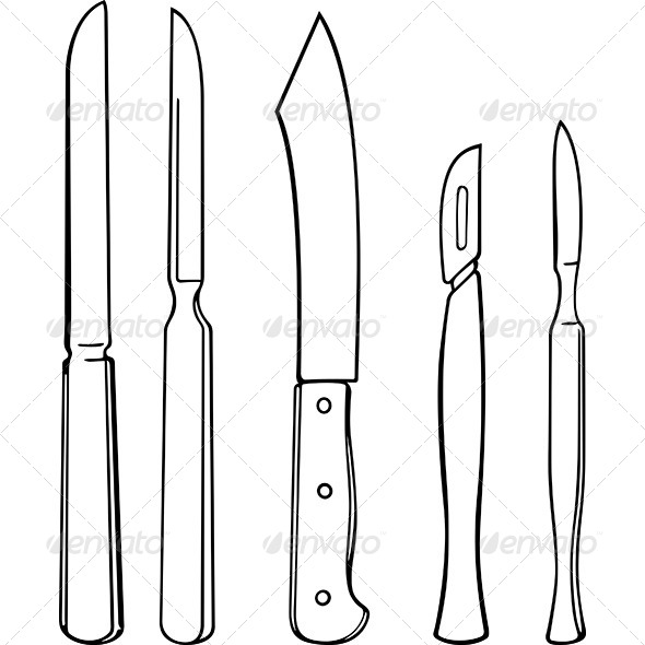 GraphicRiver Surgical Instruments 6283190