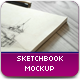 Sketch & Charcoal Mockup - GraphicRiver Item for Sale