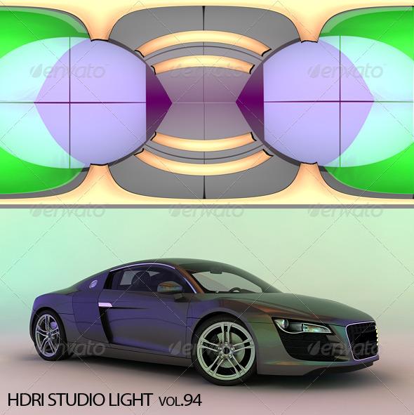 HDRI_Light_94 - 3DOcean Item for Sale