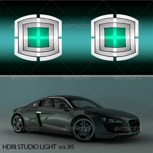 3DOcean HDRI Light 95 6286090