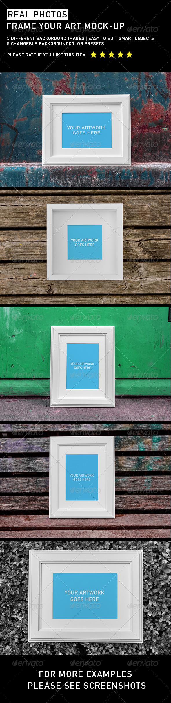 GraphicRiver Frame Your Artwork 6288670