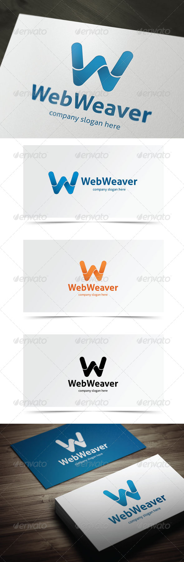 GraphicRiver Web Weaver 6288976