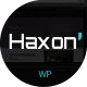Haxon - Responsive Business Theme - ThemeForest Item for Sale