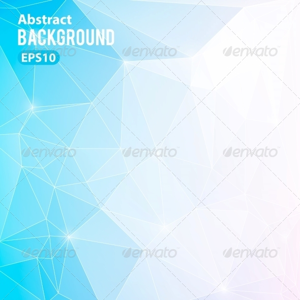 GraphicRiver Abstract Geometric Background Template 6292733