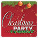 Christmas Flyer Party - GraphicRiver Item for Sale