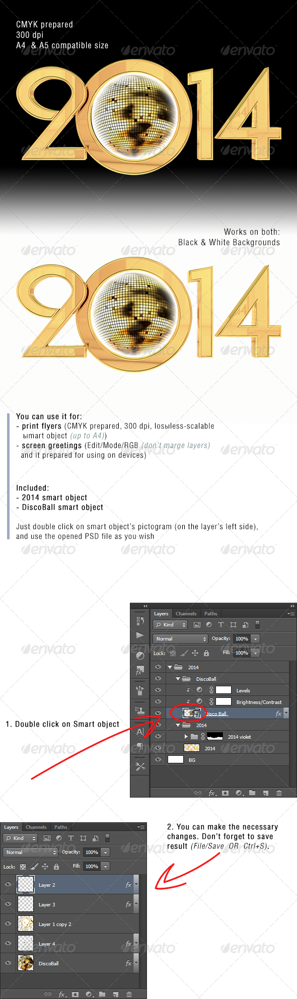 GraphicRiver 2014 GOLD 6273435