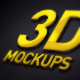 Photorealistic 3D Logo Mockups - GraphicRiver Item for Sale