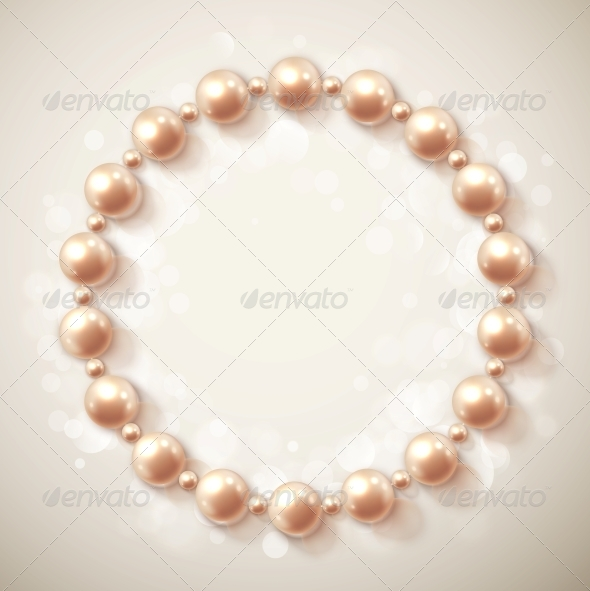 GraphicRiver Circle of Pearls 6294390
