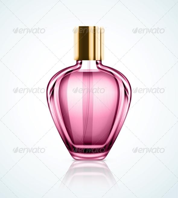 GraphicRiver Perfume Bottle 6294401