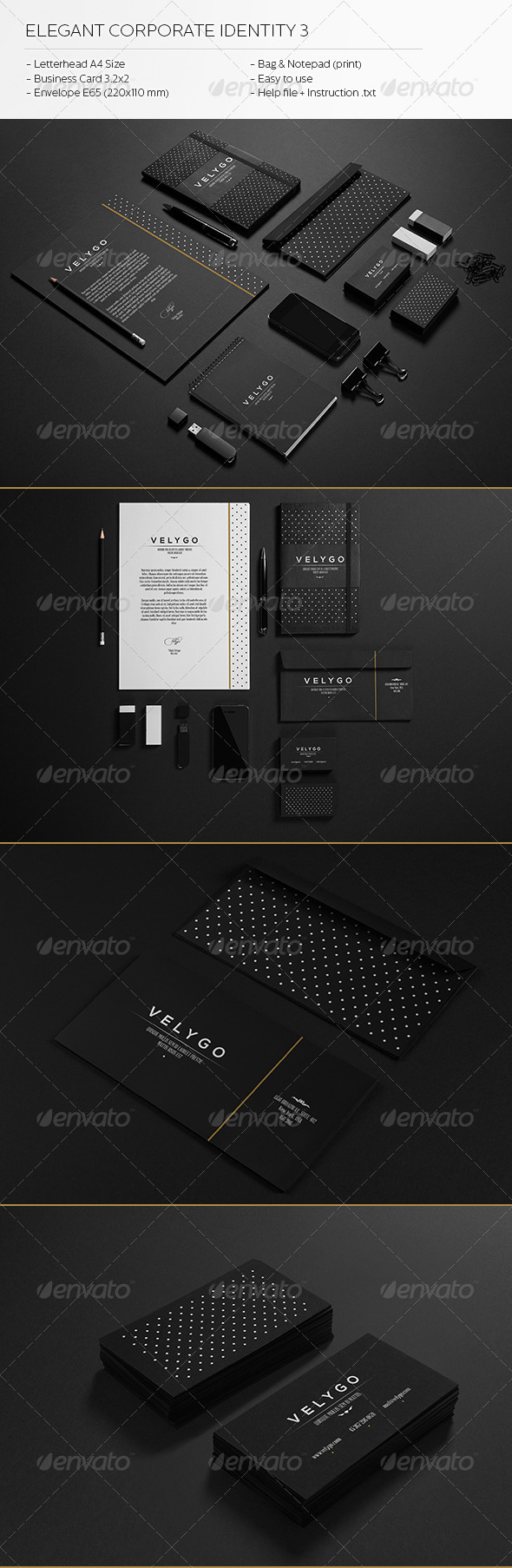 GraphicRiver Elegant Corporate Identity 3 6294958
