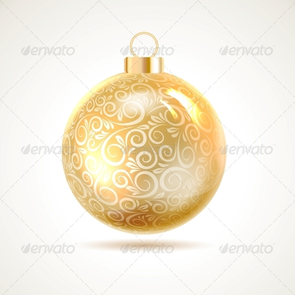 GraphicRiver Christmas Ball 6295560