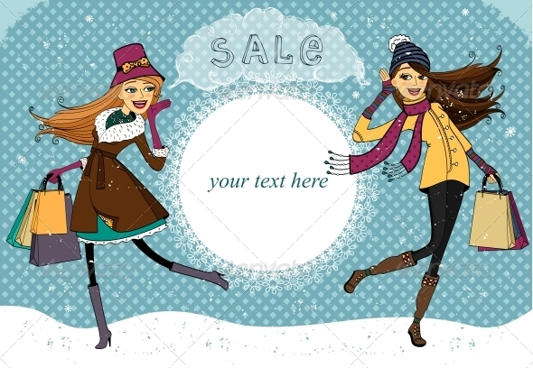 GraphicRiver Winter Holiday Shopping Promo 6295854
