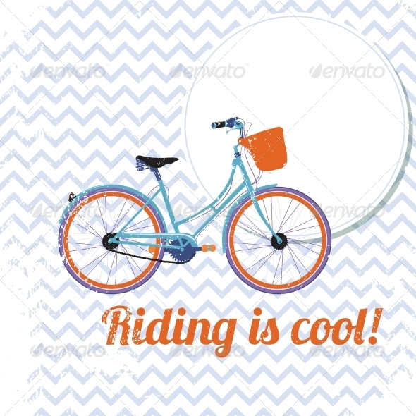 GraphicRiver Riding is Cool 6295890