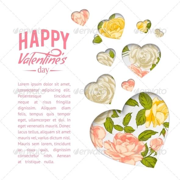 GraphicRiver Valentine Heart Symbol 6296327
