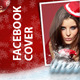 2 Christmas Facebook Covers