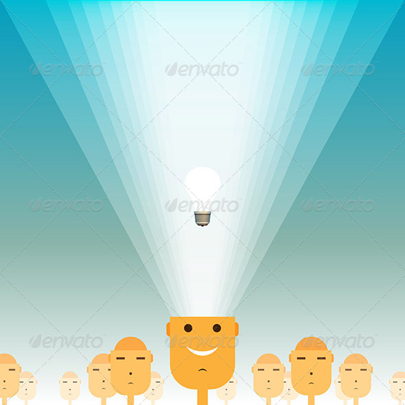 GraphicRiver The Bright Guy 6299589