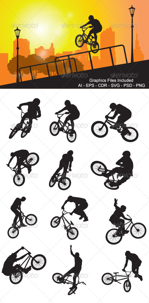 GraphicRiver Freestyle Cycling 6299821