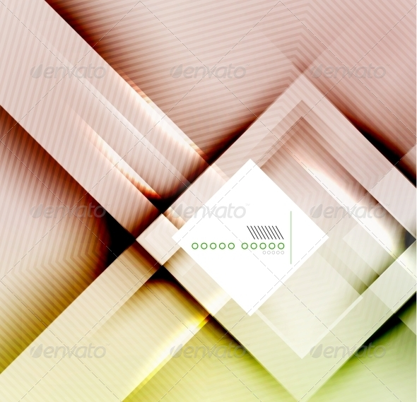 GraphicRiver Blur Lines Geometric Shape Background 6300437