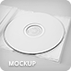 CD/DVD Album Mock-up - GraphicRiver Item for Sale