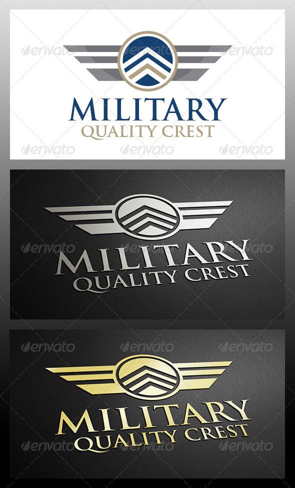 GraphicRiver Militar Logo 6301002