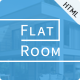 FlatRoom — Responsive Real Estate HTML Template - ThemeForest Item for Sale
