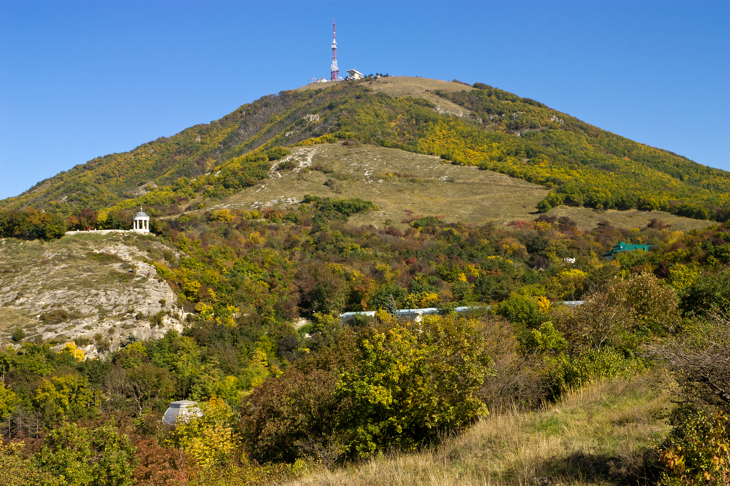 View on mountain Mashuk