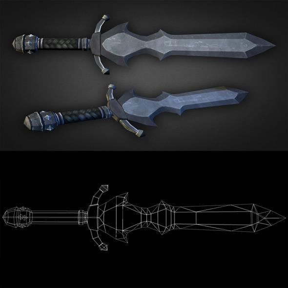 3DOcean Sword 02 6303751