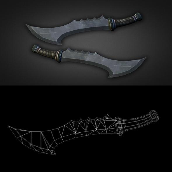 3DOcean Sword 03 6303753