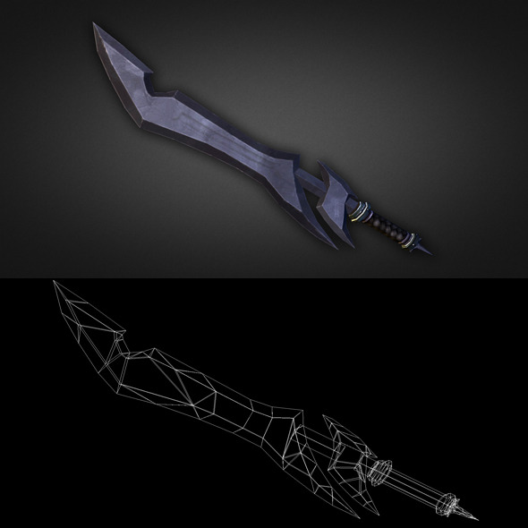 3DOcean Sword 06 6303844