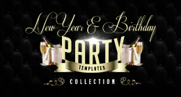 New Year Party Designs