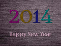 2014 on denim background - PhotoDune Item for Sale