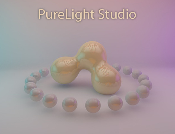 3DOcean PureLight Studio 6304407