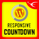 CountDown Pro WP Plugin - WebSites/Products/Offers - CodeCanyon Item for Sale