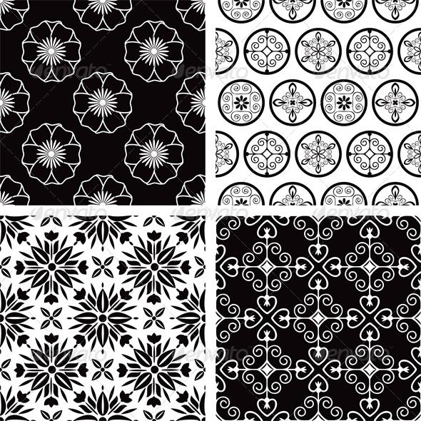 GraphicRiver Patterns Set 6305920