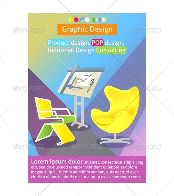 GraphicRiver Industrial Design Poster Template 6307012
