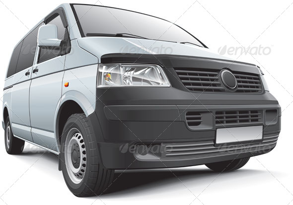 GraphicRiver Germany Light Commercial Vehicle 6307134